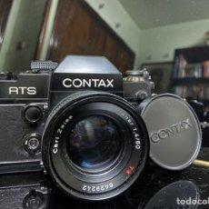 Cámara de fotos: CÁMARA CONTAX. Lote 194403760