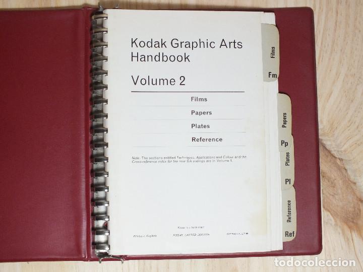 Cámara de fotos: Kodak - Cinco Manuales - Foto 3 - 194492656