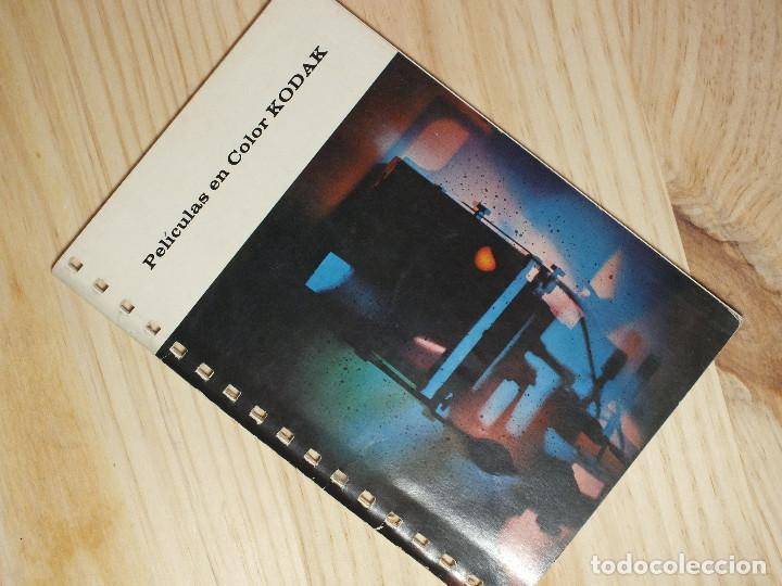 Cámara de fotos: Kodak - Cinco Manuales - Foto 18 - 194492656