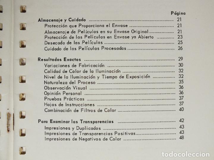 Cámara de fotos: Kodak - Cinco Manuales - Foto 20 - 194492656