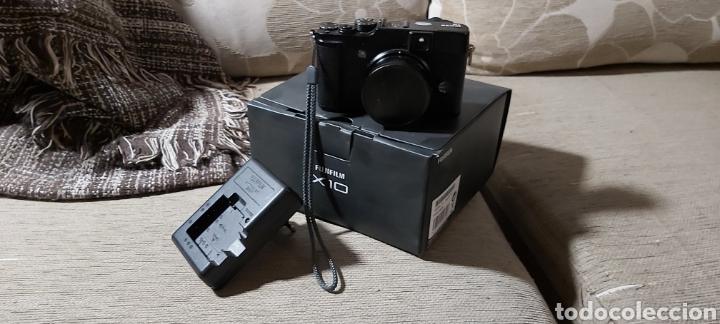Cámara de fotos: Cámara Fujifilm X 10 - Foto 2 - 194534131
