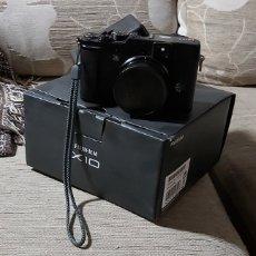 Cámara de fotos: CÁMARA FUJIFILM X 10. Lote 194534131