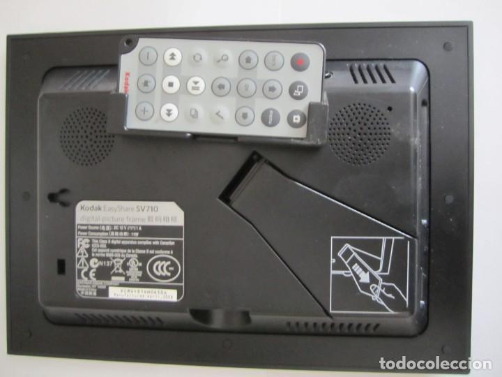 Cámara de fotos: marco digital kodak easyshare sv710 - Foto 2 - 195090446