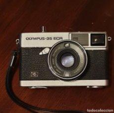 Cámara de fotos: OLYMPUS-35 ECR. Lote 195187928