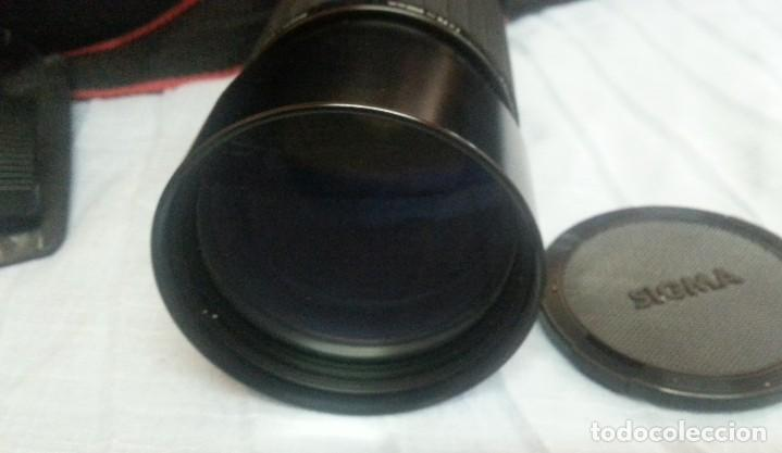 Cámara de fotos: Cámara de fotos CANON AE-1. En perfecto estado de funcionamiento. - Foto 12 - 195334601