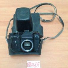 Cámara de fotos: CÁMARA ZENIT ET 3EHNT REFLEX ANALOGICA M42. Lote 195335953