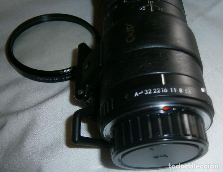 Cámara de fotos: teleobjetivo sigma con filtro tiffen 72mm hazel made in usa - Foto 8 - 195339051