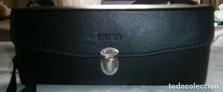 Cámara de fotos: teleobjetivo sigma con filtro tiffen 72mm hazel made in usa - Foto 11 - 195339051