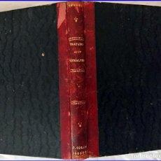 Cámara de fotos: AÑO 1885: TRAITÉ DES ÉMAUX PHOTOGRÁPHIQUES. CURIOSO LIBRO DEL SIGLO XIX.. Lote 195514921