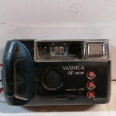 Cámara de fotos: CÁMARA YASHICA. Lote 195748580