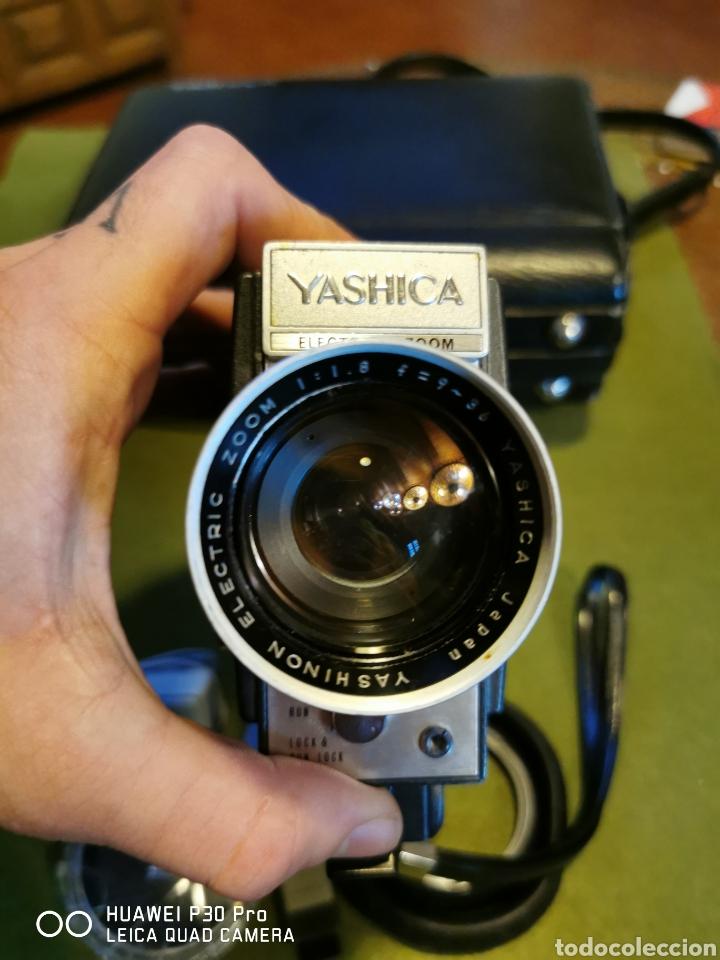 Cámara de fotos: Cámara Tomavistas Yashica súper 40 - Foto 5 - 196097178