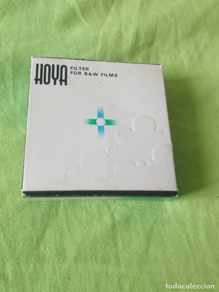 Cámara de fotos: HOYA FILTER FOR B&W FILMS, nuevo en caja,japan - Foto 6 - 196158771