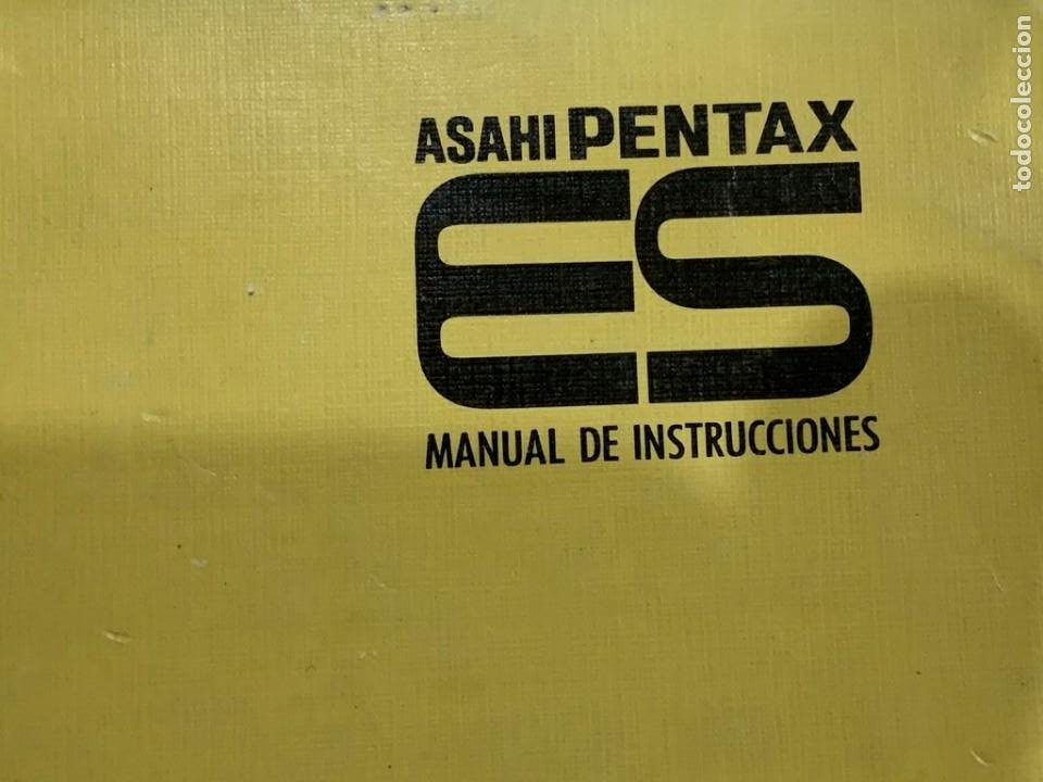Cámara de fotos: MANUAL DE INSTRUCCIONES PENTAX ES - Foto 2 - 196420773