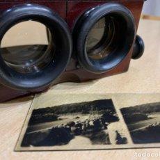 Cámara de fotos: VISOR ESTEROSCÓPICO . Lote 196444100
