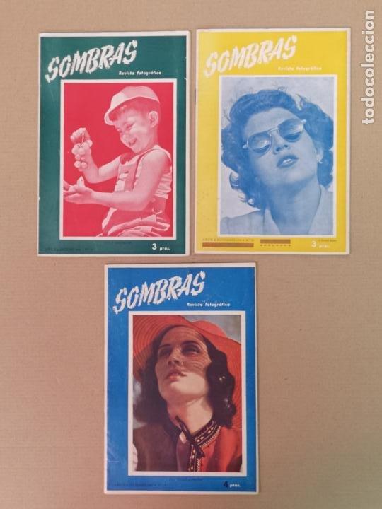 Cámara de fotos: SILUETAS REVISTA OFICIAL DE LA REAL SOCIEDAD FOTOGRÁFICA ESPAÑOLA 1944 - Foto 5 - 197194470