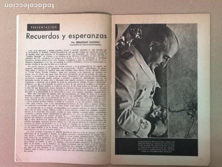 Cámara de fotos: SILUETAS REVISTA OFICIAL DE LA REAL SOCIEDAD FOTOGRÁFICA ESPAÑOLA 1944 - Foto 8 - 197194470