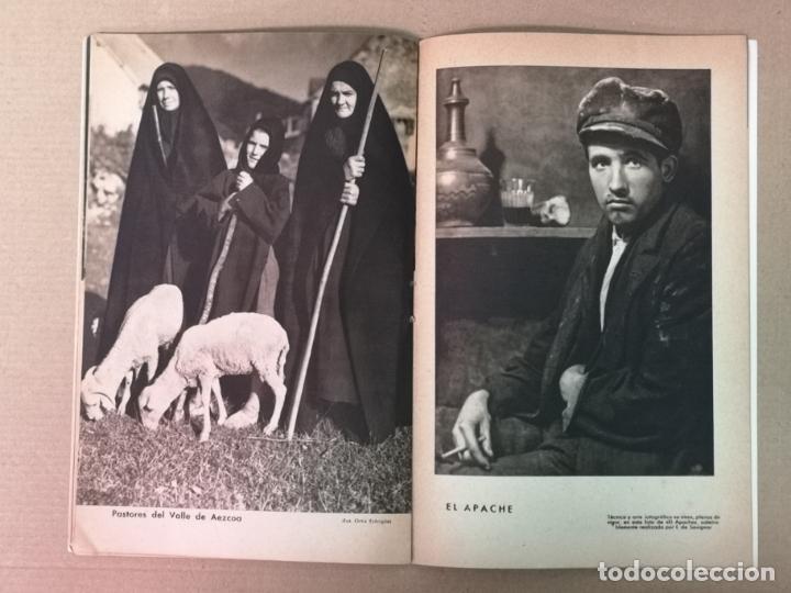 Cámara de fotos: SILUETAS REVISTA OFICIAL DE LA REAL SOCIEDAD FOTOGRÁFICA ESPAÑOLA 1944 - Foto 10 - 197194470