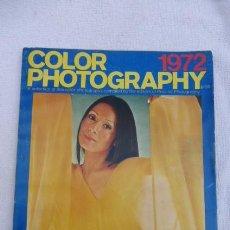 Cámara de fotos: COLOR PHOTOGRAPHY 1972.... Lote 197319577