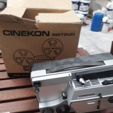 Fotocamere: PROYECTOR CINEKON INSTSDUO. Lote 197359820