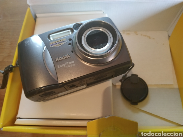 Cámara de fotos: Cámara fotográfica Kodak EasyShare DX4530 - Foto 2 - 197820913