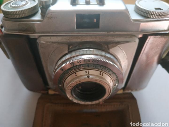 Cámara de fotos: Cámara fotográfica Agfa Pronto con funda original - Foto 4 - 197827798