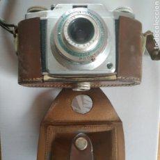 Cámara de fotos: CÁMARA FOTOGRÁFICA AGFA PRONTO CON FUNDA ORIGINAL. Lote 197827798