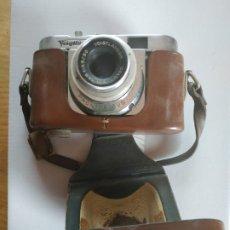Cámara de fotos: CÁMARA FOTOGRÁFICA VOIGTLANDER CON FUNDA ORIGINAL. Lote 197828325