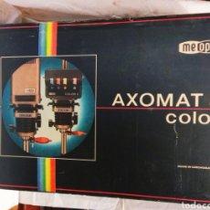 Cámara de fotos: AXOMAT 5.. Lote 198029253