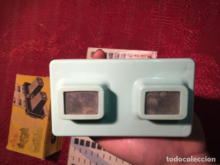 Cámara de fotos: Antiguo Stereoscope Lestrade en caja original con vistas años 70 - Foto 3 - 198370807
