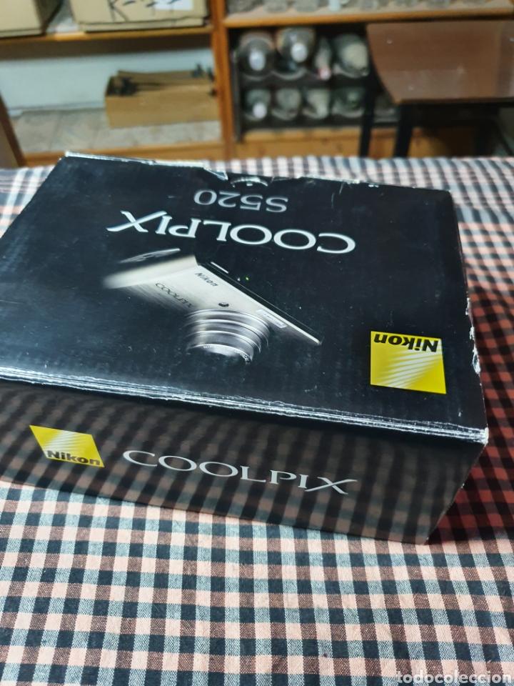 Cámara de fotos: Cámara, digital, Nikon, md. Coolpix s520, con mensaje de error del objetivo, con su caja original. - Foto 10 - 199403101