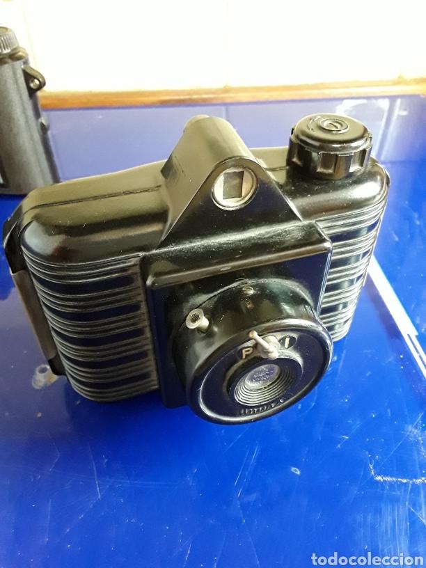 Cámara de fotos: Lote de 3 cámaras antiguas sin probar - Foto 2 - 199705646