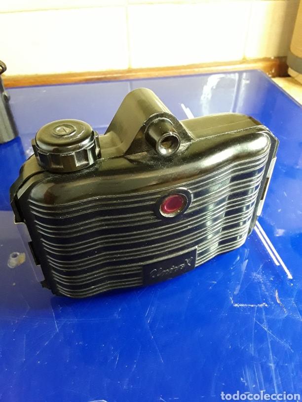 Cámara de fotos: Lote de 3 cámaras antiguas sin probar - Foto 3 - 199705646