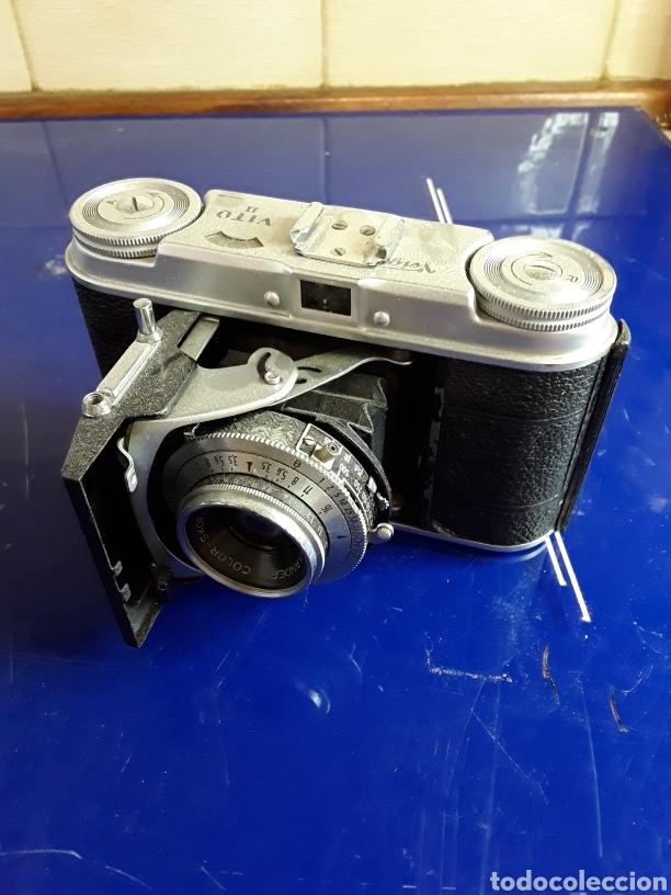 Cámara de fotos: Lote de 3 cámaras antiguas sin probar - Foto 6 - 199705646