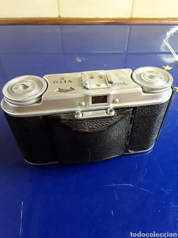 Cámara de fotos: Lote de 3 cámaras antiguas sin probar - Foto 8 - 199705646
