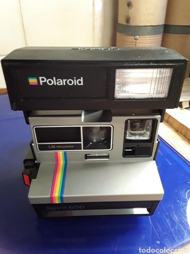 Cámara de fotos: Lote de cámaras polaroid y flash sin probar - Foto 5 - 199751090