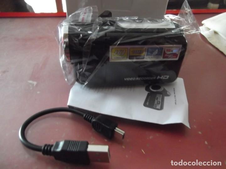 Cámara de fotos: Mini cámara de fotos y grabadora de videos Nueva sin usar. - Foto 2 - 199891746