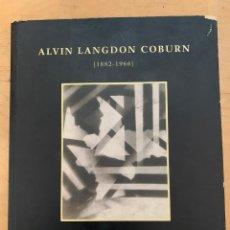 Cámara de fotos: ALVIN LANGDON COBURN 1882 - 1966. Lote 201178917