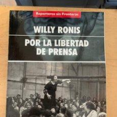 Cámara de fotos: REPORTEROS SIN FRONTERAS WILLY RONIS. Lote 201179047