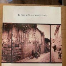 Cámara de fotos: EL PERU DE MARIO VARGAS LLOSA. Lote 201179615