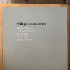 Cámara de fotos: MALAGA MIRADA DE HOY. Lote 201179868