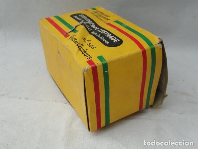 Cámara de fotos: STEREOSCOPE LESTRADE CON CAJA E INSTRUCCIONES. - Foto 10 - 201185588