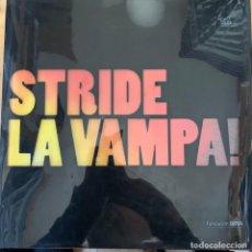 Cámara de fotos: LIBRO DE FOTOGRAFIA STRIDE LA VAMPA. Lote 201189852