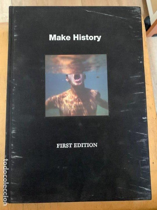 MAKE HISTORY FIRST EDITION (Cámaras Fotográficas - Catálogos, Manuales y Publicidad)