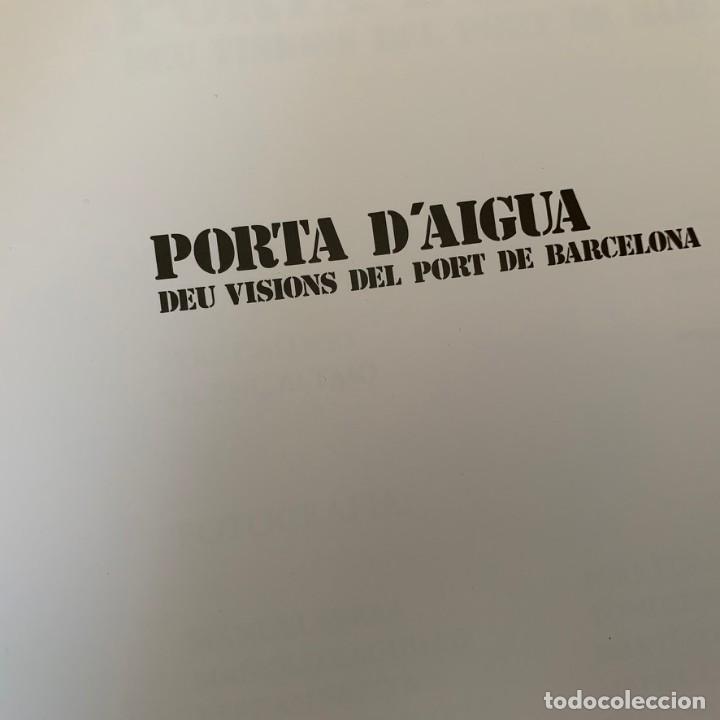 Cámara de fotos: POTA D´AIGUA DEU VISIONS DEL PORT DE BARCELONA - Foto 2 - 201194156