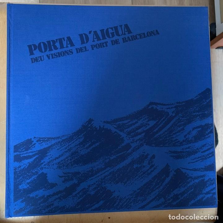 Cámara de fotos: POTA D´AIGUA DEU VISIONS DEL PORT DE BARCELONA - Foto 4 - 201194156
