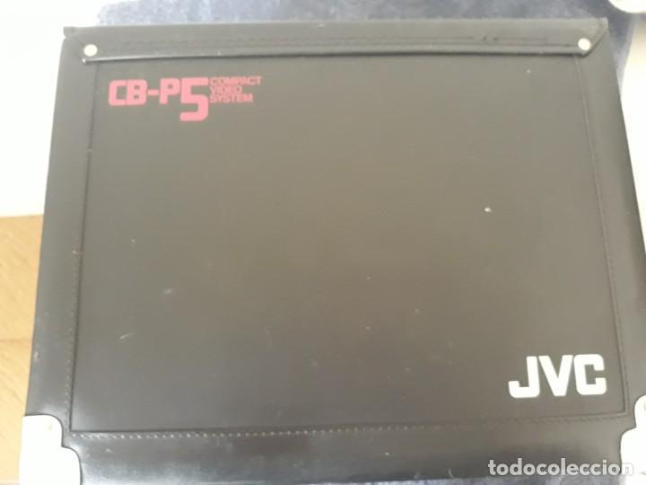 CAMARA DE VIDEO JVC GZ- S3 , MALETA Y COMPLEMENTOS (Cámaras Fotográficas - Otras)
