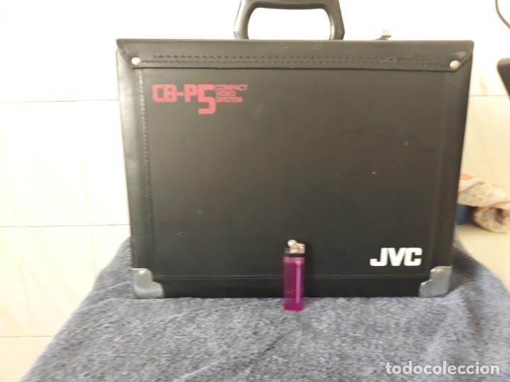 Cámara de fotos: Camara de video JVC GZ- S3 , maleta y complementos - Foto 2 - 201243298