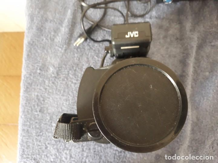 Cámara de fotos: Camara de video JVC GZ- S3 , maleta y complementos - Foto 16 - 201243298