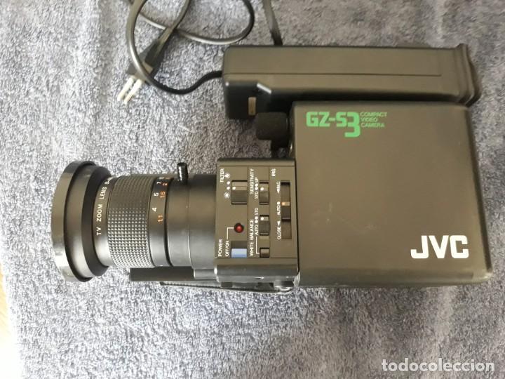 Cámara de fotos: Camara de video JVC GZ- S3 , maleta y complementos - Foto 17 - 201243298