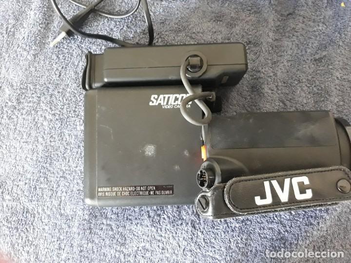 Cámara de fotos: Camara de video JVC GZ- S3 , maleta y complementos - Foto 21 - 201243298